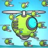 无人机驾驶战争