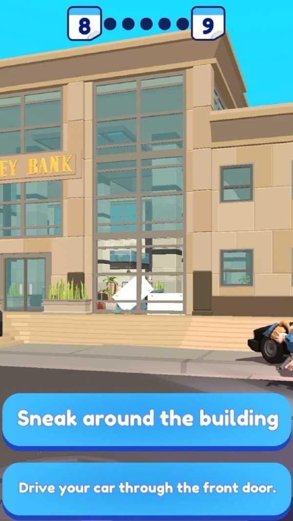 警察故事选择3D截图欣赏